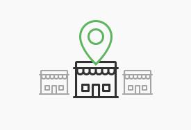 Afhenting i butik - ekstra leveringsmetode