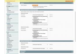 Fragtsatser og standardlabels for Norden (minus Norge) samt standardlabels for udlandet indstilles også let i Pacsoft modulet til Magento webshops