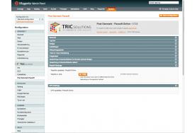 Pacsoft modulet til Magento webshops håndterer også Post Danmark waybills. Hvis du vil bruge DPD, skal det sættes op direkte i Pacsoft Online