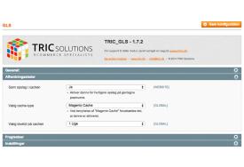 GLS integrationen til Magento webshops sættes let op i Magento backend