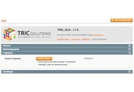 GLS fragtsatser oprettes let med Magento modulet fra TRIC Solutions