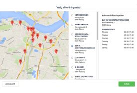 GLS PakkeShop integration fra TRIC Solutions til Magento webshops