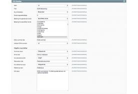 EAN-betaling, TRIC modul til Magento webshop, konfigurering