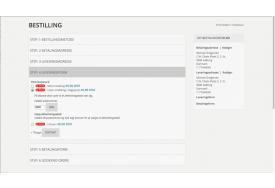 Med Pacsoft modulet installeret på Magento webshoppen kan du tilbyde levering uden omdeling. Afhentningssteder søges pr. postnummer.