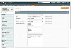 Simpel konfigurering af MobilePay modulet til Magento webshop