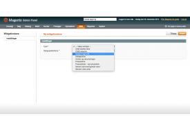 Gratis Fragt Info indsættes som widget og kan indstilles pr. forretningsvisning