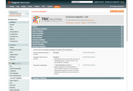 Bonus håndteres af e-conomic modulet til Magento