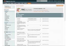 Med TRICs e-conomic integration til Magento kan du indstille, hvordan du vil håndtere fx konfigurerbare og sammensatte produkter samt synkronisering