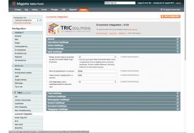 Med e-conomic integrationen til Magento kan du let konfigurere, hvordan rabatter skal håndteres af integrationen.