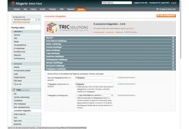 Tillægsgebyr håndteres af e-conomic modulet til Magento